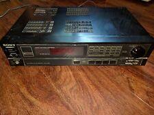 Sony STR-AV250 AM/FM Stereo Receiver vintage amplifier