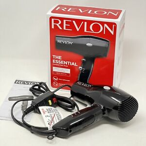 New Revlon The Essential Blow Dryer - Compact 1875 Watts Ultra Lightweight
