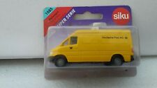 Siku Germany ref 1085 mercedes sprinter deutsche post new in blister