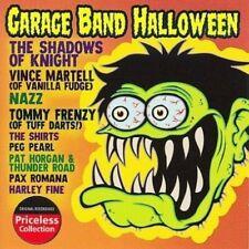 Various Artists - Garage Band Halloween [New CD]