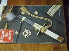 5µ? Revue Gazette des Armes n°105 Fusil Bouche Trou US 17 Systeme Valmet 412 Arc