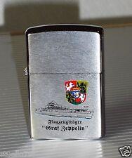 """ZIPPO Marina WW 2 *** PORTAEREI *** """"Graf Zeppelin"""" ** SIGILLATO **"""