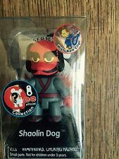 Toy2R Series Shaolin Dog Qee Official Collection with Belt Clip 2004