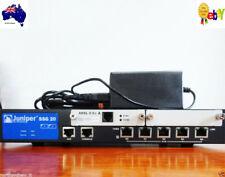 Juniper SSG-20-SH ADSL2+ Unltd Users Secure Gateway, 6 Mth Wty Tax Invoice
