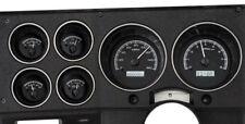 Dakota 73-87 Chevy GMC Pickup Truck Analog Dash Gauges VHX-73C-PU-K-W