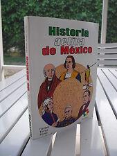 HISTORIA ACTIVA DE MEXICO POR LOS MAESTROS 1972 1ST EDITION ISBN 9684361769