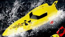 Full Function Remote Control Speed Racing Mini Boat Torpedo Boat Rechargeable AU