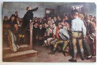 AK Breslau Arthur Kampf, Volkserhebung 1813 in Breslau ungebraucht #PD033