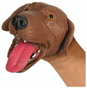 Schylling Dog Hand Puppet Sold Indivudally - Styles Vary - Puppet