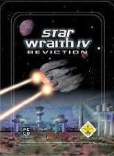 STAR WRAITH 4 REVICTION * Wing Commander *METALLBOX Neuwertig