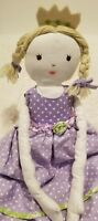 "Pottery Barn Kids ""Princess & the Pea - Ashley"" Plush Doll 24"""