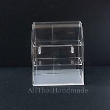 Dollhouse Miniatures Mini Curved Cabinet Bakery Cake Shop Display Showcase