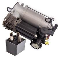 For Mercedes S-Class E-Class W220 W211 CLS500 Air Suspension Compressor Pump