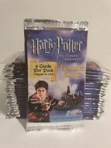 Harry Potter And The Prisoner Of Azkaban Sealed Booster Pack Box Fresh TCG