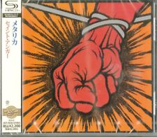 METALLICA-ST. ANGER-JAPAN SHM-CD E50