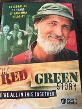 The Red Green Story We're All in This Together (DVD) Factory Sealed