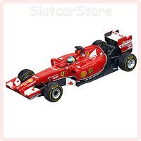 """Carrera GO 64028 Formel 1 Ferrari F14 T """"F. Alonso No.14"""" 1:43 Slotcar Auto Plus"""