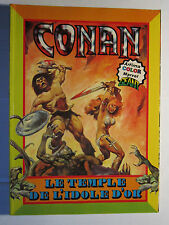 CONAN :  Le temple de l'idole d'or   TBE