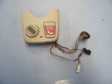MERCEDES-BENZ W220 S430 S500 SOS SWITCH MICROPHONE GRAY 2000 - 2006