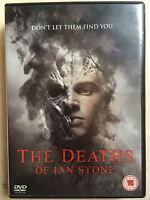 Christina COLE, MIKE VOGEL THE DEATHS de Ian Stone ~ 2007 Horror Película RU DVD