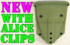 NEW Entrenching Tool Carrier - E TOOL - Shovel Case Cover - US Military OD Green