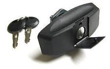 Truck cap handle ( slam latch design Rear Door )  Leer Twist Handle