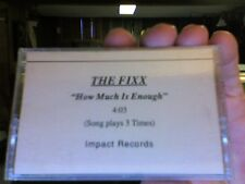 The Fixx- How Much is Enough- new cassette single