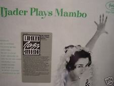 CAL TJADER PLAYS MAMBO UNIQUE STICKER SERIES 1987 REMASTER BY PHIL DE LANCIE