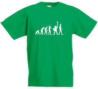 Evolution of Missing Link, Zelda inspired Kids Printed T-Shirt Boys Girls Tee