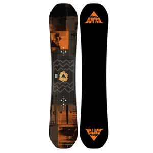 New Burton Radius Starter Snowboard 150cm 2020 orange
