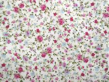 Stoff Baumwolle Ökotex ♥ Blümchen lila grün Florencia  Blumen Streublümchen hell