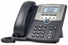 Cisco SPA504G Business Class IP Phone 4-Line Backlit Display, Full-Duplex