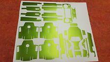Matt Metallic Viper Verde DJI Mavic Vinile Pelle/Avvolgere/Adesivo/sticker