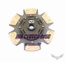 JDK STAGE3 *MIBA* Sprung Clutch DISC FITS 89-98 NISSAN SILVIA 180SX CA18DET JDM