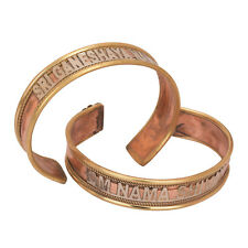 Healing Therapy Arthritis Pain Relief Copper Bracelet Wrist Band Magnetic Bio