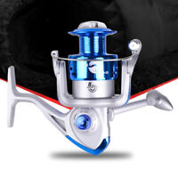 Spinning Spool 8BB Bearing Ball Metal Fishing Reel Bait Casting Water Bait 5.2:1