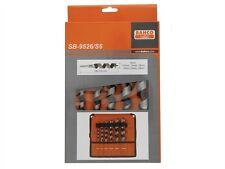 Bahco auger wood drill bit set 6 piece 10,13,16,19,22,25MM SB-9526/S6 nouveau