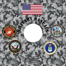 Military Manuals DVD – Prepper Preparedness Survival Outdoors - 687 Documents!