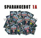 Match Attax - Spar 1A - Saison 12/13 - 1000 gemischte KartenTrading Card Sammlungen & Lots - 261329
