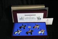 Britains The Life Guards Mounted Band Musicians Set 1 No. 1703 Limited Edition