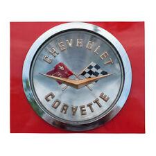 Red Corvette Throw Blanket