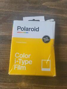 Polaroid Color I-Type Film (8 Instant Photos) - (Open Box)