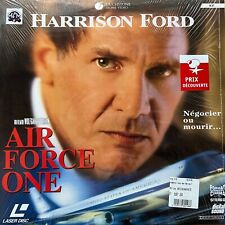 LASERDISC - AIR FORCE ONE WS VF - Harrison Ford, Gary Oldman - COMME NEUF