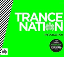 Trance Nation - The Collection - God Is a DJ Faithless Brand New Music Audio CD