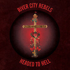 "River City Rebels ""Headed to Hell"" 7"" Special Edition (Magenta Vinyl)"