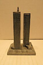 World Trade Center Building Replica Pre 9/11 Statue New York US 99 Unique