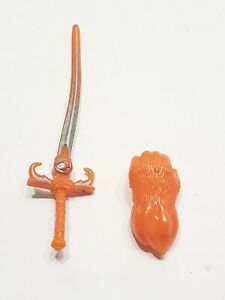 Vintage THUNDERCATS Lion-O Sword Of Omens Claw Shield Glove Accessorie