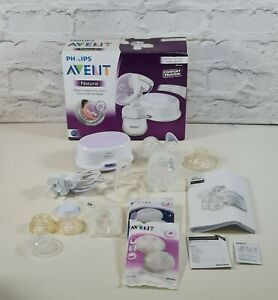 Philips Avent Natural Comfort Single Electric Breast Pump Boxed Unused
