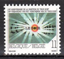 Belgium - 1993 Resistance newspaper - Mi. 2581 MNH