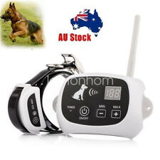 Dog Fence Pet Fencing Collar System  500M Waterproof Electric Hidden Wireless